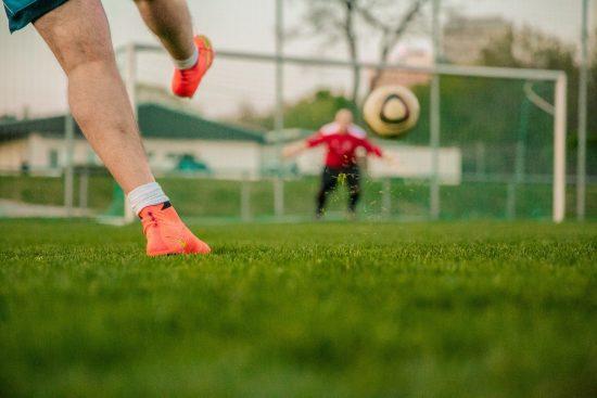 מאמן כושר כדורגל